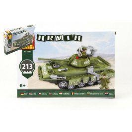 Dromader 22502 Vojáci Auto Tank 213 ks