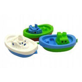 Loď/člun do vody 3ks plast 1v sáčku 3ks 12m+