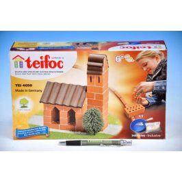 Teifoc Kostel Stavebnice v krabici 29x17,5x8cm
