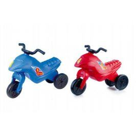 Teddies Superbike 4 mini Červené