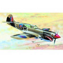 Teddies Curtiss P-40 K Kittyhawk MK.3 Model 13,2x15,7cm v krabici 25x14,5x4,5cm