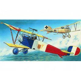 Nieuport Bebe 11/16 Model 12,9x16,2cm v krabici 31x13,5x3,5cm