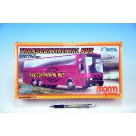 Monti 32 Transcontinental Bus Stavebnice v krabici 32x17x7cm