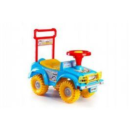Yupee auto modré v krabici od 12 do 3měsíců