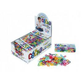 barevná různé tvary 100ks v sáčku 13x2v boxu