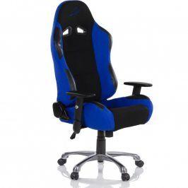 RACEMASTER® RS Series 47008 Kancelářská židle - černá/modrá