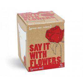 Grow me: Řekni to růží