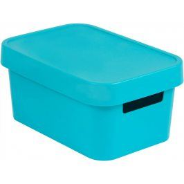 CURVER INFINITY Úložný box 4,5L - modrý
