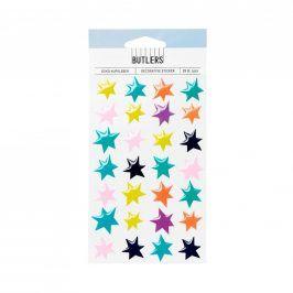 STICK AROUND Nálepky hvězdy