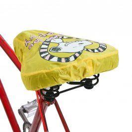 PEANUTS Potah na sedlo Snoopy - žlutá