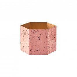 EDGY Svícen na čajovou svíčku 6,5 cm