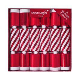 X-MAS Vánoční bonbóny s překvapením pruhy 6 ks