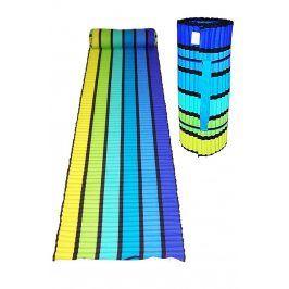 Plážová matrace Happy  barevná