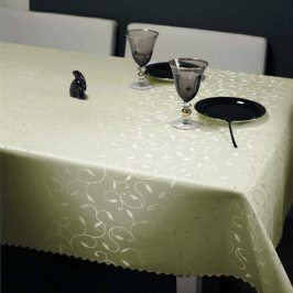 Ubrus Liliana krémový 140x180 cm krémová