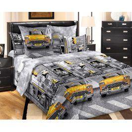 Povlečení Taxi 140x200 jednolůžko - standard bavlna
