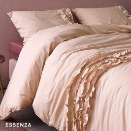Povlečení Essenza Metze 200x220 dvojlůžko - prodloužené perkál