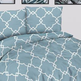 Povlečení Simple Ornament 140x200 jednolůžko - standard bavlna