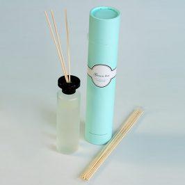 Vonný difuzér Zelený čaj 1 ks: vonný difuzér 33 x 6 cm Set