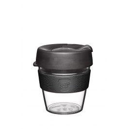 Cestovní hrnek Keepcup černý skleněný 227ml Objem: 227ml Cestovní hrnek