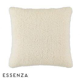 Dekorační polštář Essenza Home Lammy bílý 50x50 cm bílá