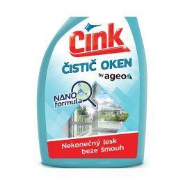 Cink čistič na okna 500 ml