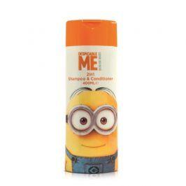 Minions Minions 2 v 1 šampon&kondicionér 2 v 1 šampon&kondicionér 400ml