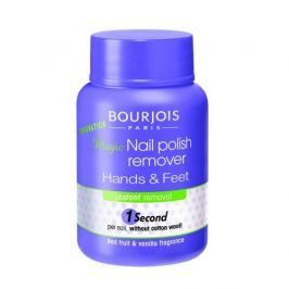 Bourjois Magic Nail Polish Remover odlakovač 75 ml