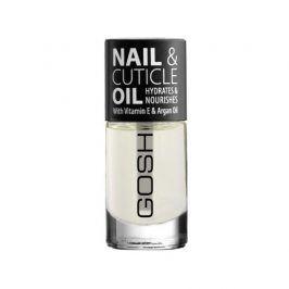 GOSH COPENHAGEN Nail & Cuticle Oil  olej na nehtovou kůžičku 8ml