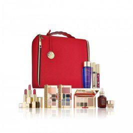 Estée Lauder Perfumery Blockbuster luxusní dárková sada v červeném kufříku