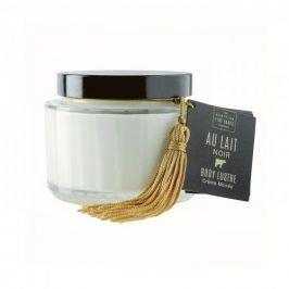 Scottish Fine Soaps Au Lait Noir Body Lustre Creme  rozjasňující tělový krém v dóze 150ml