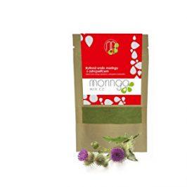 Moringa MIX Moringový čaj s ostropestřcem 30 g