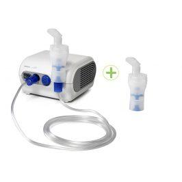 Omron Omron Inhalátor kompresorový C28P + druhá inhalační souprava