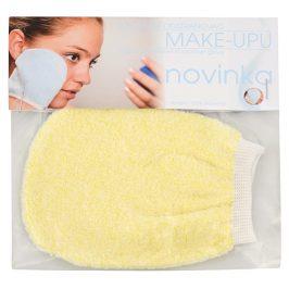 Balneo Trade Cosmetics Balneo odličovací houbička Žlutá