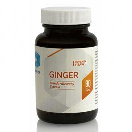 Hepatica Ginger 90 kapslí