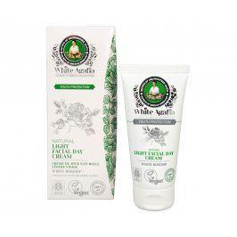 Babushka Agafia White Agafia Youth Protection přírodní denní pleťový krém do 35 let 50 ml