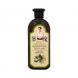 Babushka Agafia Medový šampon s lípou 350 ml