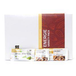 Vitalo Energie - variety pack - funkční čokolády 75 g (3 x 5 ks)