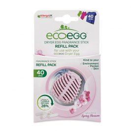 Ecoegg Náplň do vajíčka do sušičky prádla s vůní jarních květů 4 ks
