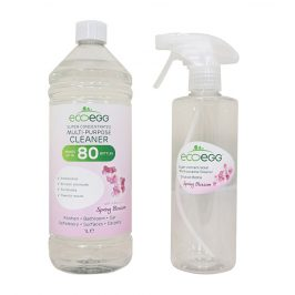 Ecoegg Antibakteriální univerzální čistič s vůní jarních květů 1 l