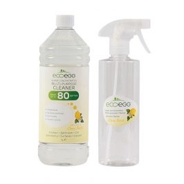 Ecoegg Antibakteriální univerzální čistič s vůní citrusu 1 l