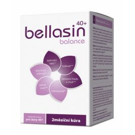SALUTEM Pharma Bellasin balance 40+ 120 tob.
