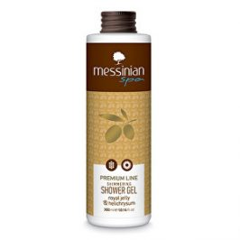 Messinian Spa Sprchový gel mateří kašička & smil 300 ml