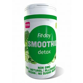 FIT-DAY FIT-DAY Plant based smoothie Detox 600 g