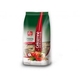 Rej Těstoviny PENNE - celozrnná semolina 400g