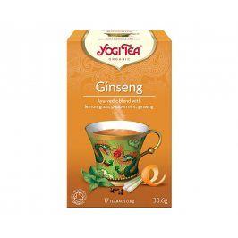Yogi Tea Bio Ženšen Yogi Tea 17 x 1,8 g