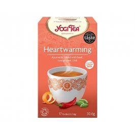 Yogi Tea Bio Hřejivý Yogi Tea 17 x 1,8 g