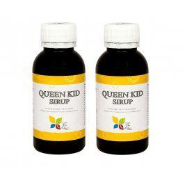 Queen Euniké Queen Kid Sirup 100 ml 1+1 ZDARMA