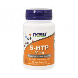 NOW 5HTP 50 mg 30 kapslí