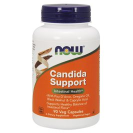 NOW Candida Support 90 kapslí