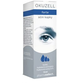 Agency MM Health OKUZELL FORTE oční kapky 10 ml